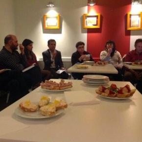 Crònica del #bibglop 3: La informació pública accessible, com? (01/04/2014), amb Marta Continente i JosepMatas